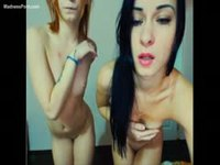 Incredible teenage cousins nude and naughty