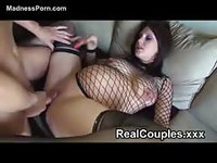 Pregnant girl sucking and fucking her boyfriend