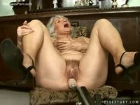Grandma was banged by a BBC
