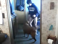 Me my dog 5 Gaybeast - Zoophilia Porn and Man