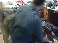 Humping 1 Gaybeast - Dude fucks animal