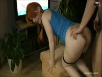 ncest sex with little redhead sister