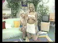 Mother And Daughter Do An Incest Movie ( Lesbian - XXX )