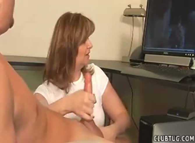 Son Fuck Mom While Dad Work